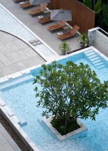 The Park Nine Hotel&Serviced Residence Suvarnabhumi, Отели  Лат-Крабанг - big - 23