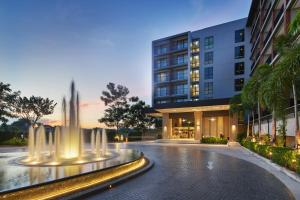 The Park Nine Hotel&Serviced Residence Suvarnabhumi, Отели  Лат-Крабанг - big - 36