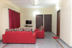 2 BHK in Hebbal, Bengaluru, by GuestHouser 26574, Apartmány  Bangalore - big - 16