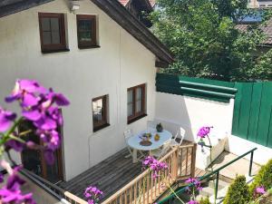 Ferienhaus direkt an der Promenade