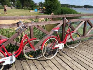 Apartament Wakacje i rowery gratis