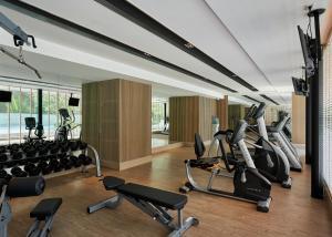 The Park Nine Hotel&Serviced Residence Suvarnabhumi, Отели  Лат-Крабанг - big - 21