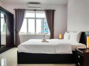 La Belle Residence, Apartmány  Phnom Penh - big - 119