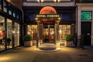 Boutique Hotel Corona, Гаага
