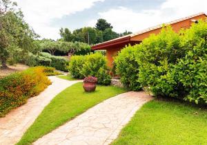 Villa Cattleya, Dovolenkové domy  Campofelice di Roccella - big - 8