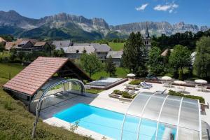 Location gîte, chambres d'hotes Hotel le Chalet dans le département Isère 38