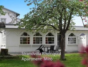 obrázek - Strandvilla Rheingold - Ferienwohnung Miro