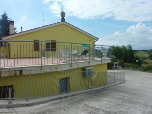 Il Terrazzo Delle Rondini, Отели типа «постель и завтрак»  Lapedona - big - 21