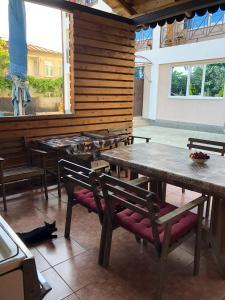 Guest House Zvanba, Гостевые дома  Гагра - big - 41