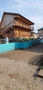 Гостевой дом Золотая рыбка, Хужир