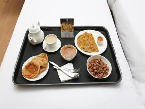 OYO 3950 Hotel Hayat Rabbani, B&B (nocľahy s raňajkami)  Jaipur - big - 53