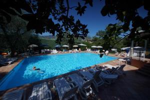 Hotel Alpi, Szállodák  Malcesine - big - 31