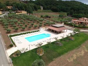 Borgo San Cosmo Tropea, Bed & Breakfasts  Brattirò - big - 54