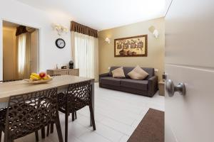 Apartment mit 1 Schlafzimmer und Balkon