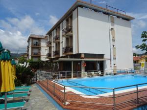 Astra Hotel, Diano Marina, Italy   J2Ski