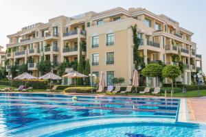 Flores Garden Beach Residence, Apartmány  Černomorec - big - 13