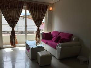 De Castle Diamond, Appartamenti  Phnom Penh - big - 6