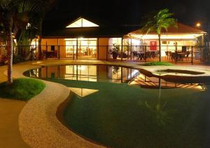 Ballina Byron Islander Resort ..