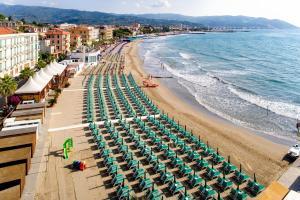 Hotel Villa Igea, Hotel  Diano Marina - big - 42