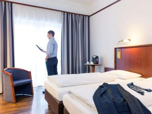 Mercure Hotel Bad Oeynhausen City, Szállodák  Bad Oeynhausen - big - 61