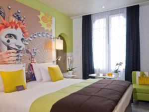 Mercure Nice Centre Grimaldi, Hotely  Nice - big - 71