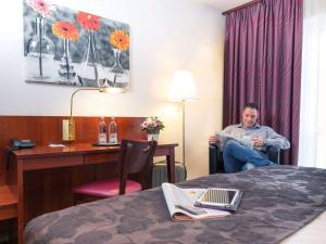 Mercure Hotel Bad Oeynhausen City, Szállodák  Bad Oeynhausen - big - 63
