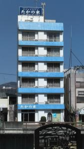 Auberges de jeunesse - Business Hotel Takanoya