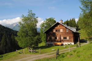 Alm - Chalet Ransburgalm
