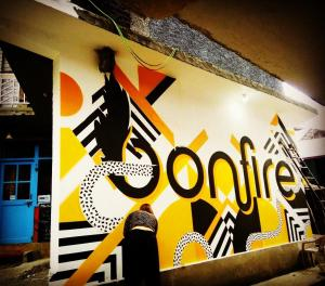 Auberges de jeunesse - Bonfire Hostels Manali