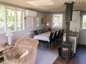 Three-Bedroom Holiday Home in Norre Nebel, Дома для отпуска  Nørre Nebel - big - 9