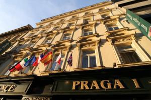 Hotel Praga 1 - Praga