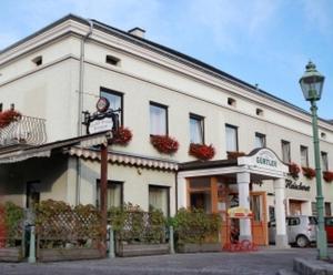 Penzion Gasthof Zur Linde Neuhofen an der Ybbs Rakousko