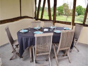 Three-Bedroom Holiday Home in Gournay-en-Bray, Case vacanze  Gournay-en-Bray - big - 21