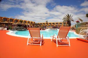 Apartamentos la Piramide, Costa de Antigua - Fuerteventura