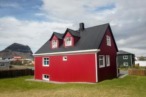 Grundarfjördur Hostel, Ostelli  Grundarfjordur - big - 1