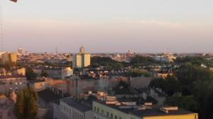 obrázek - Nocleg w Lodzi z widokiem na panorame