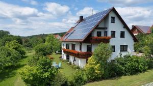 Ferienwohnung Dietsch - Burghaslach