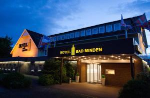 Hotel Bad Minden - Hille