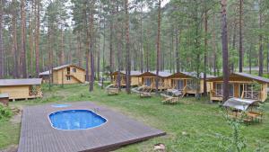Resort Village Belie Rosi - Ust'-Sema