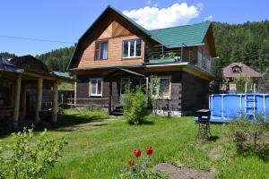 Дом для отпуска Усадьба Агаш, Артыбаш