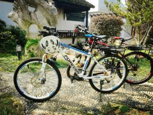 Pure-Land Villa, Alloggi in famiglia  Suzhou - big - 47