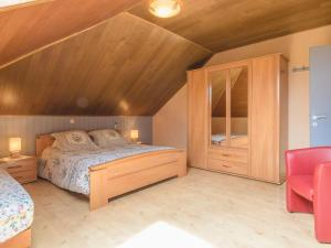 Residence Le Perrot, Nyaralók  Saint-Nexans - big - 23