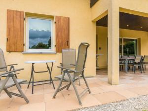 Residence Le Perrot, Nyaralók  Saint-Nexans - big - 30