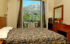 Standard Twin Room with Mountain View
