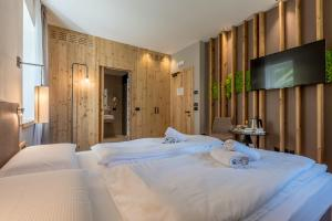 Hotel Garden, Отели  Ледро - big - 65