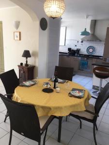 Jolie maison de village proche Montpellier