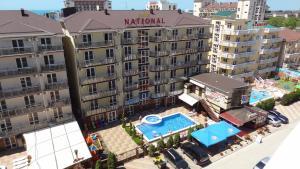 Отель National, Витязево