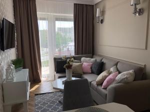 Elegant Apartment Warszawska z parkingiem