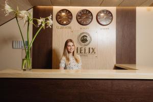 Отель Helix
