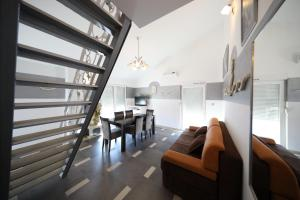 Villa Nika, Apartments  Bibinje - big - 23